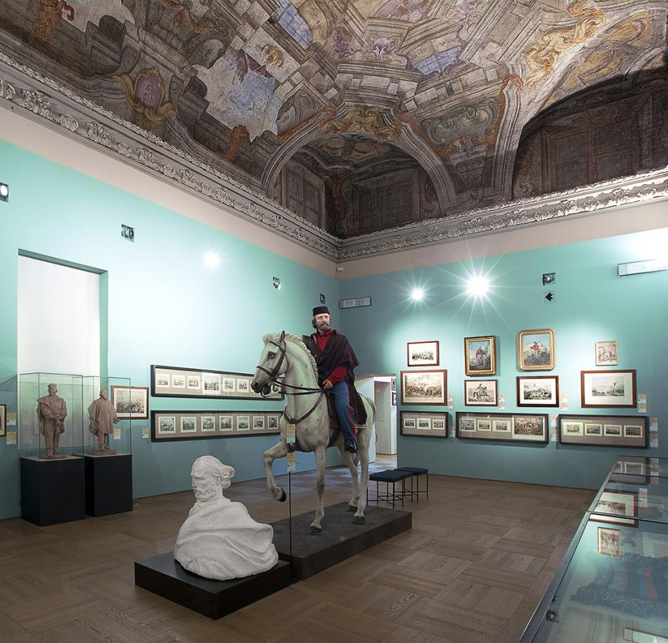 <p>Il Museo non si<br /> ferma</p>