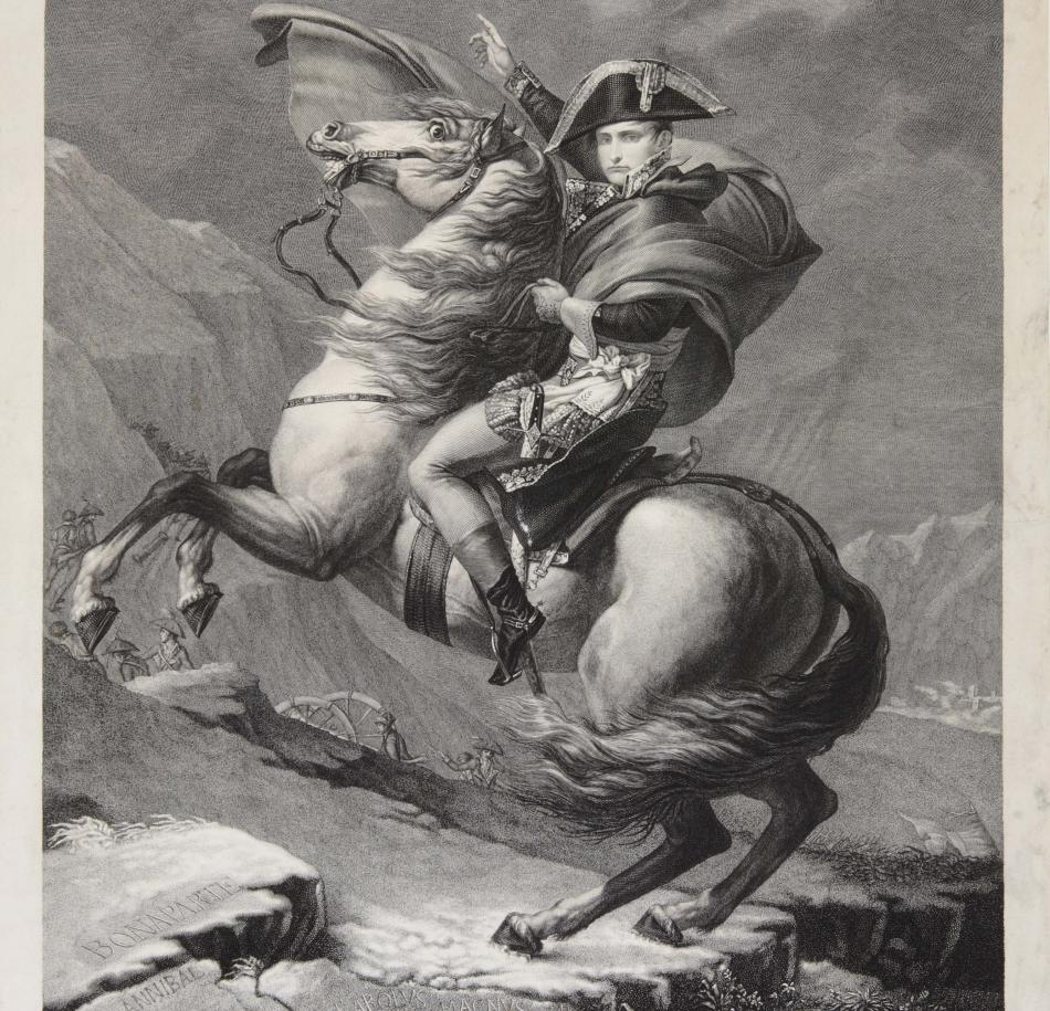 <p>5 maggio 2021. Bicentenario della morte di Napoleone</p>